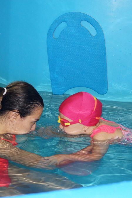 Пробное занятие по плаванию